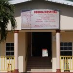 Photo of the Bequia Hospital